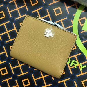 Tory Burch Emerson Mini Leather Wallet
